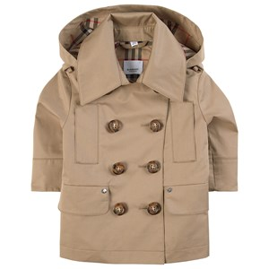 Burberry Beige Twill Trenchcoat 18 Months