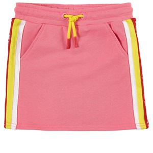 The Marc Jacobs THE MARC JACOBS PINK LOGO SKIRT