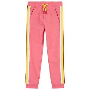 The Marc Jacobs THE MARC JACOBS PINK BRAND TAPE SWEATPANTS