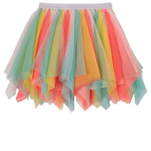 Billieblush MULTICOLOUR TULLE SKIRT