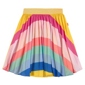Billieblush YELLOW PLEATED SKIRT