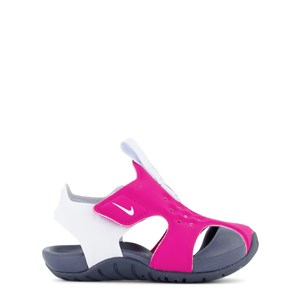 Nike Leathers PINK SUNRAY PROTECT 2 SANDALS
