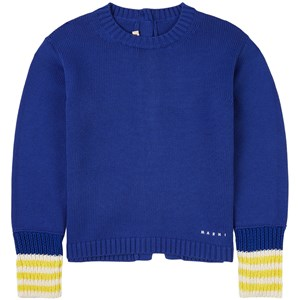 Marni Kids' Blue Cardigan