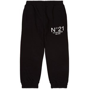N°21 No.21 N21p79u Trousers In Black