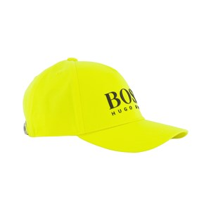 Hugo Boss Kids' Yellow Logo Cap