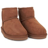 UGG Chestnut Classic Mini Suede Boots